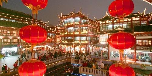 Templo da Cidade de Deus - Shanghai